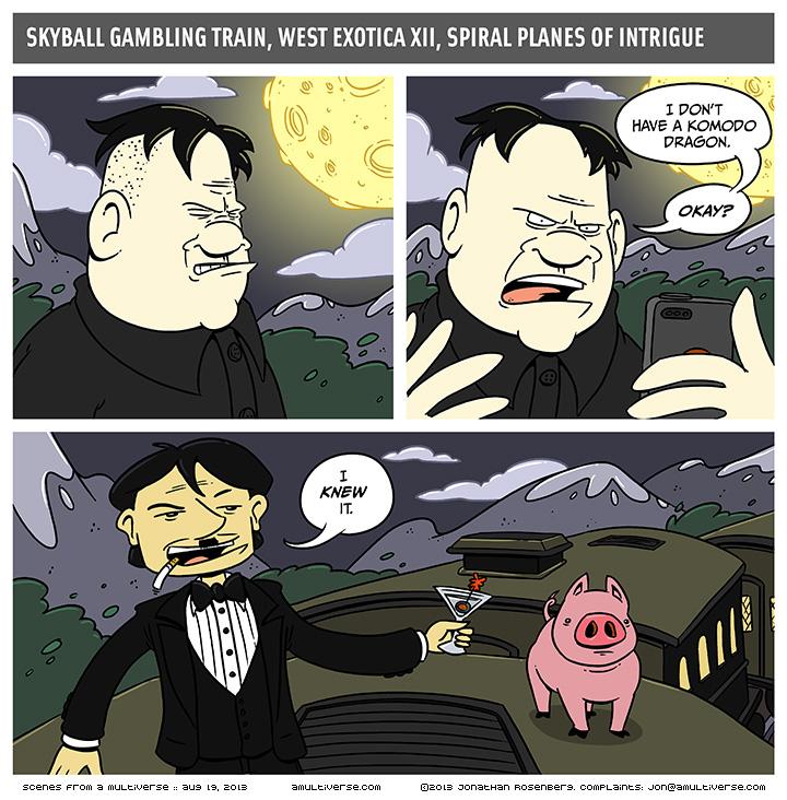 that is a tenacious pig