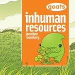 Goats: Inhuman Resources (Book 4)