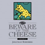 Goats: Beware Of The Cheese (Silver Book 2)